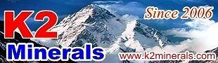 k2 Minerals Pakistan