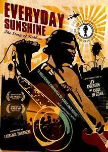 Everyday Sunshine: The Story of Fishbone (DVD, 2012)