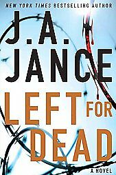 Left-for-Dead-by-J-A-Jance-2012-Hardcover