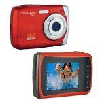 VistaQuest VQ VQ-9100 12.0 MP - Red (VQ9100R)