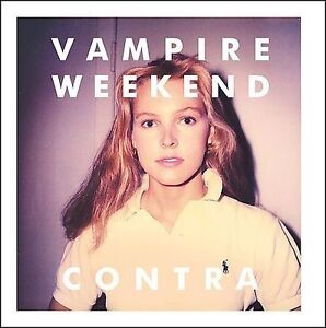CD ALBUM  Vampire Weekend  Contra 2010 - <span itemprop=availableAtOrFrom>Norwich, Norfolk, United Kingdom</span> - CD ALBUM  Vampire Weekend  Contra 2010 - Norwich, Norfolk, United Kingdom