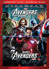 The Avengers (Blu-ray/DVD, 2012, 2-Disc Set, Canadian; French)