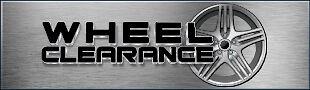 Wheel Clearance