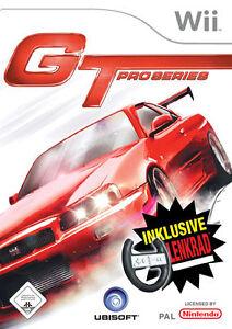 GT Pro Series   (Nintendo Wii)    Neuware   New