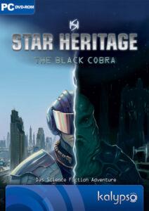 Star Heritage  -  The Black Cobra   (PC)   NEUWARE