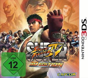 Super Street Fighter IV -- 3D Edition (Nintendo 3DS) - Leibnitz, Österreich - Super Street Fighter IV -- 3D Edition (Nintendo 3DS) - Leibnitz, Österreich