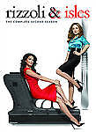 Rizzoli-Isles-The-Complete-Second-Season-DVD-2012-4-Disc-Set-Sealed