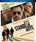 Stand Up Guys (Blu-ray/DVD, 2013, Canadian)