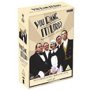 You Rang M039Lord The Complete Series 14 Box Set Box Set DVD - <span itemprop=availableAtOrFrom>St. Leonards-on-Sea, United Kingdom</span> - Mr R Turner Focus-SB Napier Road St Leonards TN38 9NY - St. Leonards-on-Sea, United Kingdom