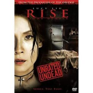 Rise: The Blood Hunter (DVD, 2007, Unrat...