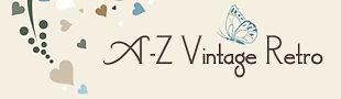 A-Z Vintage Retro