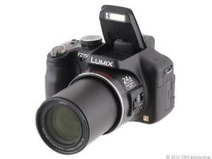 Panasonic Lumix DMC-FZ150 12.1 MP Digita...