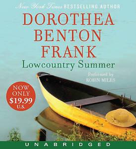 Lowcountry Summer by Dorothea Benton Frank (CD-Audio, 2011)