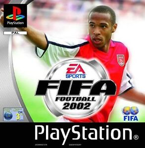 FIFA Football 2002 for Sony PlayStation 2 £0.20 0 bids See