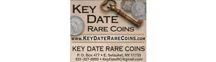 KEY DATE RARE COINS