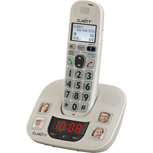 Clarity D722 Cordless Phone