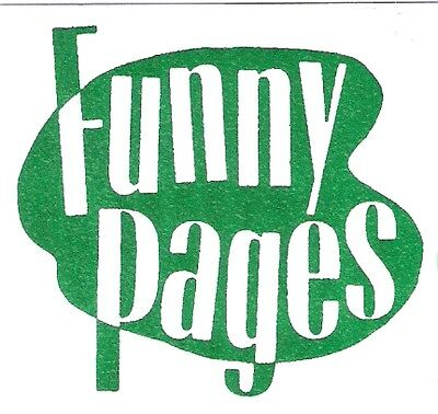 Funny Pages NJ