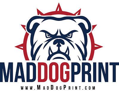 Mad Dog Print