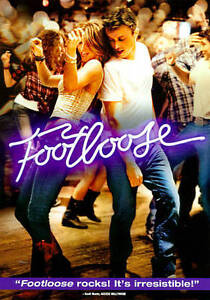 Footloose (DVD, 2012, Includes Digital C...