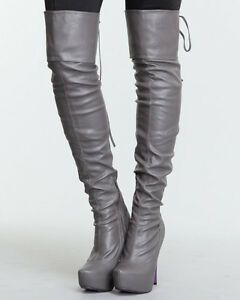 5 Ways to Wear Over-the-Knee Boots