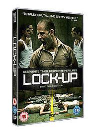 LOCK UP DVD - CARLOS CUEVAS - NEW / SEALED DVD