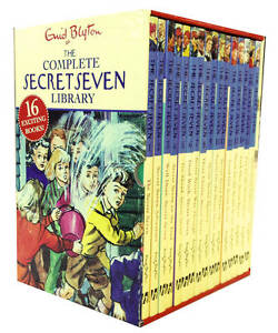 THE-COMPLETE-SECRET-SEVEN-LIBRARY-16-Books-in-Slipcase-ENID-BLYTON