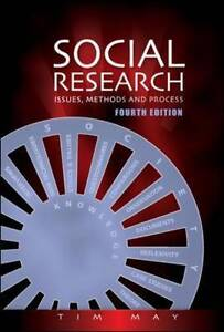 Social-Research-Issues-Methods-and-Research-Good-Condition-Book-May-ISBN-97
