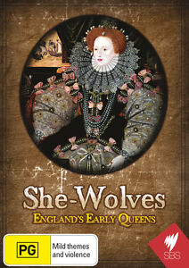 She-Wolves - England's Early Queens (DVD, 2012) BRAND NEW SEALED
