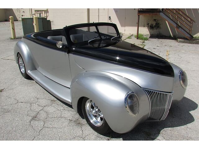 1939 Ford Coupe Street Rod