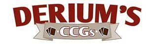 Derium's CCGs