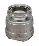 Leica  MACRO-ELMAR-M 90 mm   F/4.0  Lens (Silver )