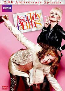 Absolutely Fabulous: 20th Anniversary Specials (DVD, 2012)