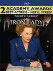 The Iron Lady (Blu-ray Disc, 2012, Canadian)