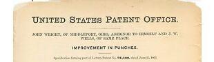 Vintage US Patents NOT COPIES