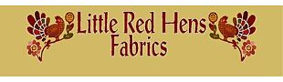Little Red Hens Fabrics