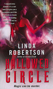 Linda-Robertson-Hallowed-Circle-Persephone-Alcmedi-Book-2-Book