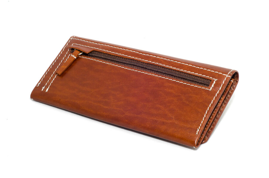 Real vs. Faux Leather Wallets