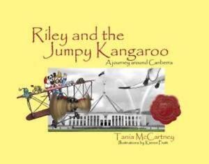 Riley and the Jumpy Kangaroo ' McCartney, Tania