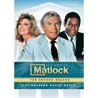 Drama Matlock DVD Movies