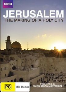Jerusalem - The Making of a Holy City (DVD 2012) New ExRetail Stock Genuine D79