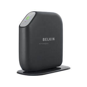 Belkin N300 300 Mbps 4-Port Gigabit Wire...