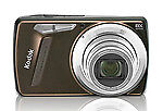 Kodak EASYSHARE M580 14.0 MP Digital Camera - Pink