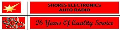 Shores Electronics Auto Radio