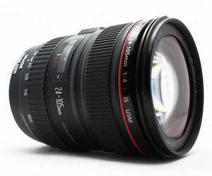 Canon EF 24-105mm F/4.0 L IS USM Lens
