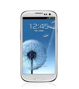 Samsung Galaxy S III GT-I9300 - 16GB - Marble White (Vodafone) Smartphone