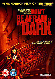 Don't Be Afraid Of The Dark (DVD, 2012)