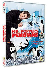 Mr. Popper's Penguins (DVD, 2012)