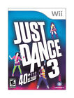 Just Dance 3: Katy Perry Edition  (Wii, 2011)