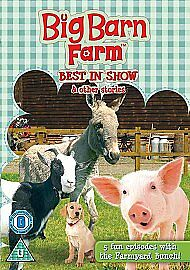 Big Barn Farm - Best In Show And Other Stories (DVD, 2012)