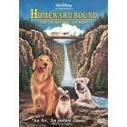 Homeward Bound: The Incredible Journey (DVD, 1997)
